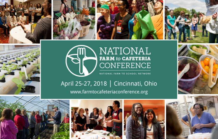 National Farm to Cafeteria Conference coming to Cincinnati