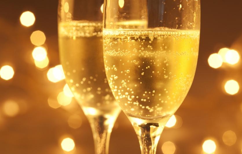 Super sparkling wines