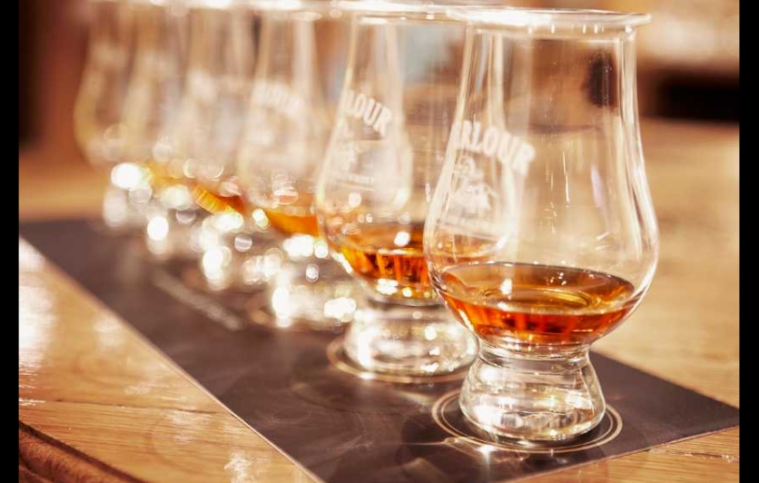 Discover six very different styles of this classic beverage. From smooth and silky to rich and peaty, you'll learn what makes Scotch such a popular whiskey. You'll enjoy both single malts and blends of this whiskey favorite.