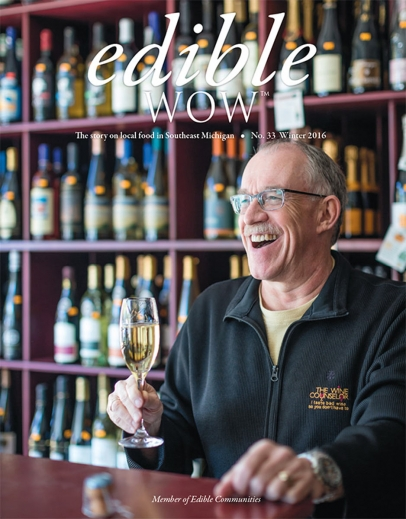 Michael Schafer, wine counselor