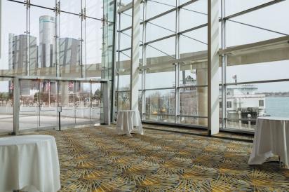 Cobo convention center
