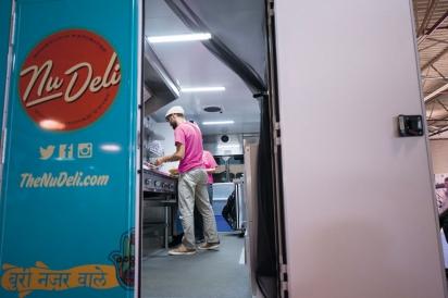 Nu Deli food truck