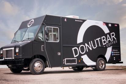 Donutbar food truck
