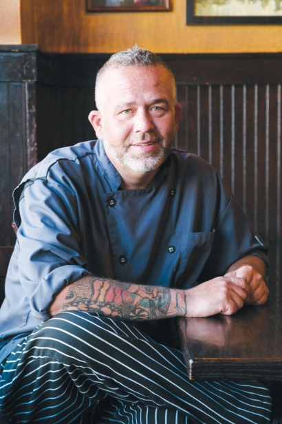 Chef Matthew Morrison