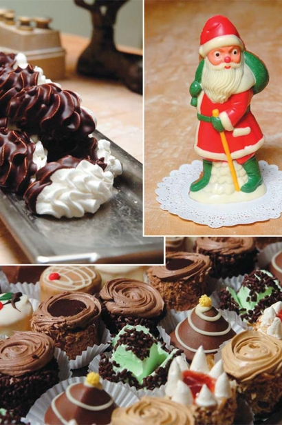 christmas sweets at le petit prince