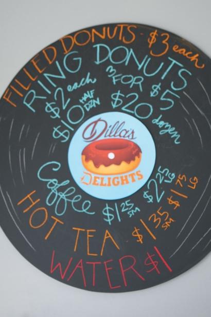 Dilla's Delights