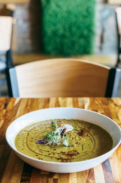 masoor dahl soup