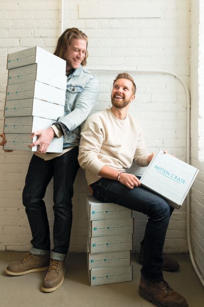Cory Wright & Andrew Chmielewski
