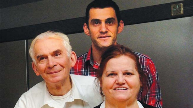 Marcel, Adrien & Yvette Didierjean