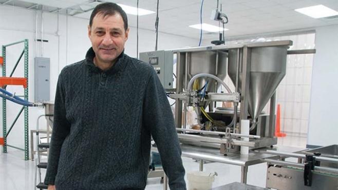 Tarek Abouljoud owner of Teta Foods
