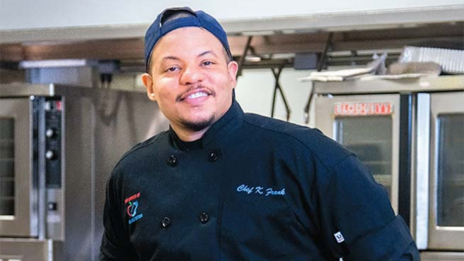 Chef Kevin Frank