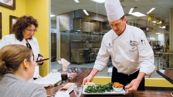 Cobo chef Scott Sundermeyer