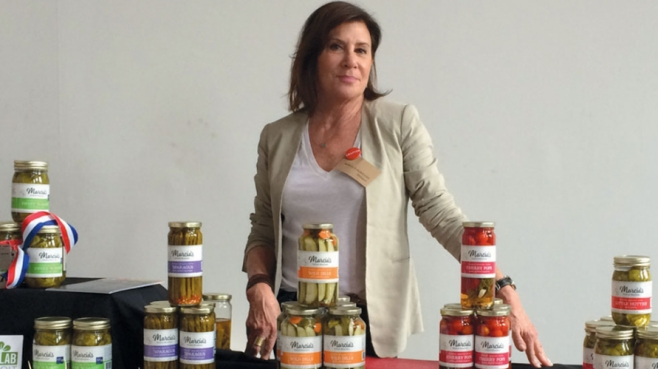 Marcia's Pickled Munchies